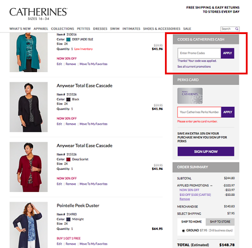 Catherines Coupons 01