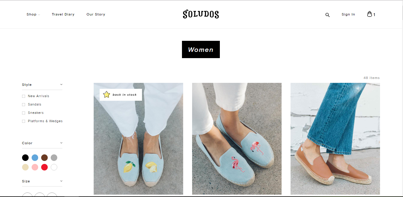 Soludos Coupons