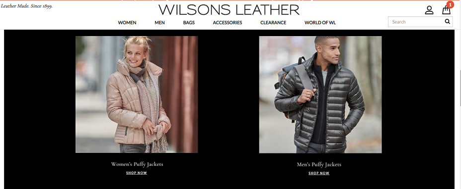 Wilsons Leather Coupons