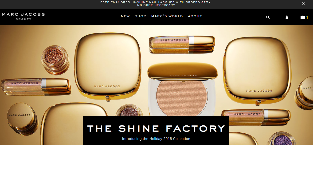 Marc Jacobs Beauty Coupons